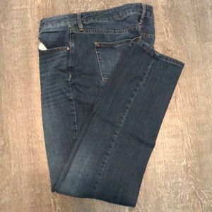a.n.a skinny jeans size 12